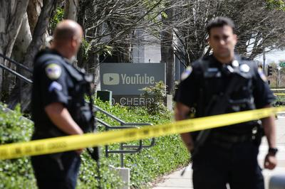 Shooting at YouTube offices in California