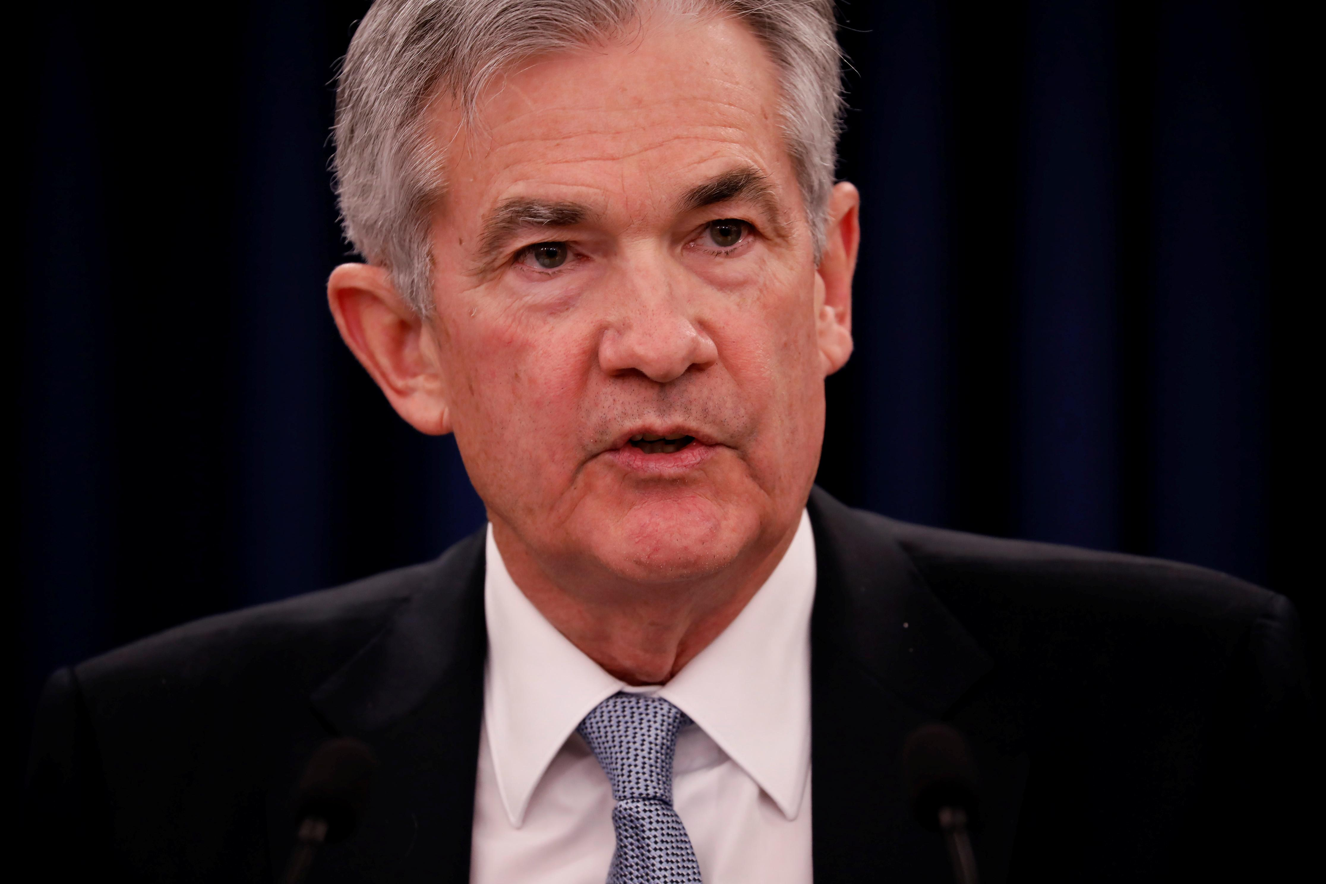 美联储的鲍威尔:太早说出关税将如何影响美国的经济前景