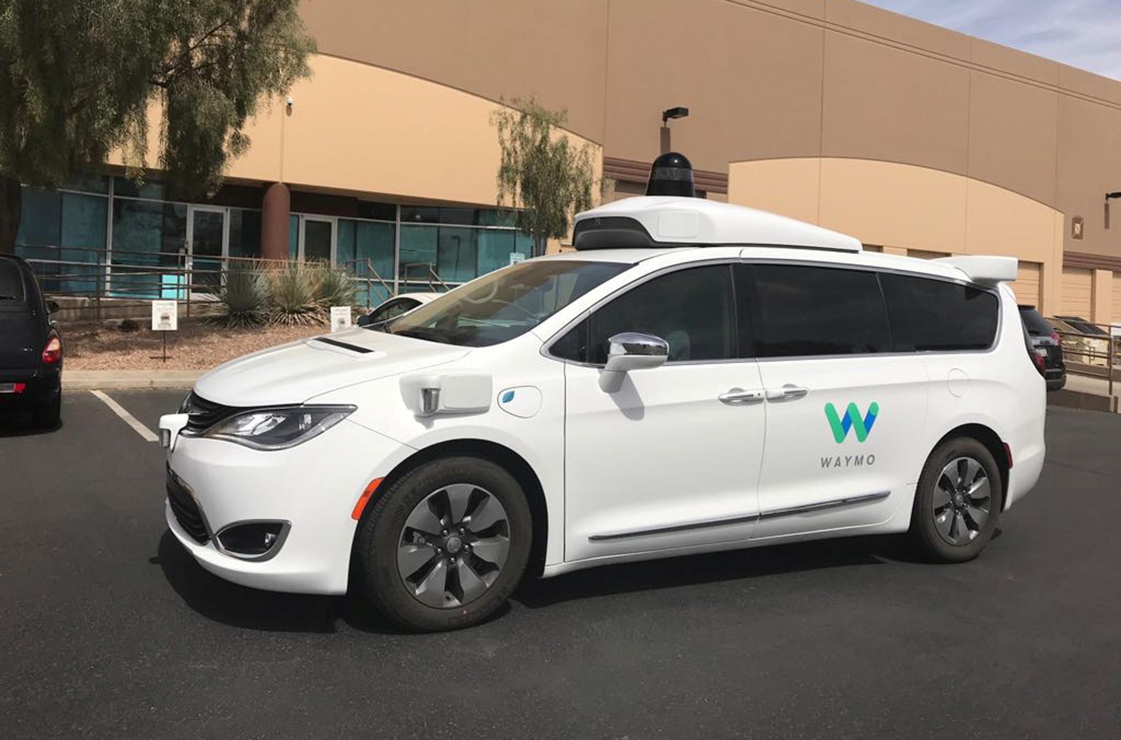 California proposes new rules for self-driving cars to pick up passengers