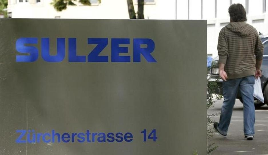 Sulzer CEO expects company to be out of U S  sanctions soon