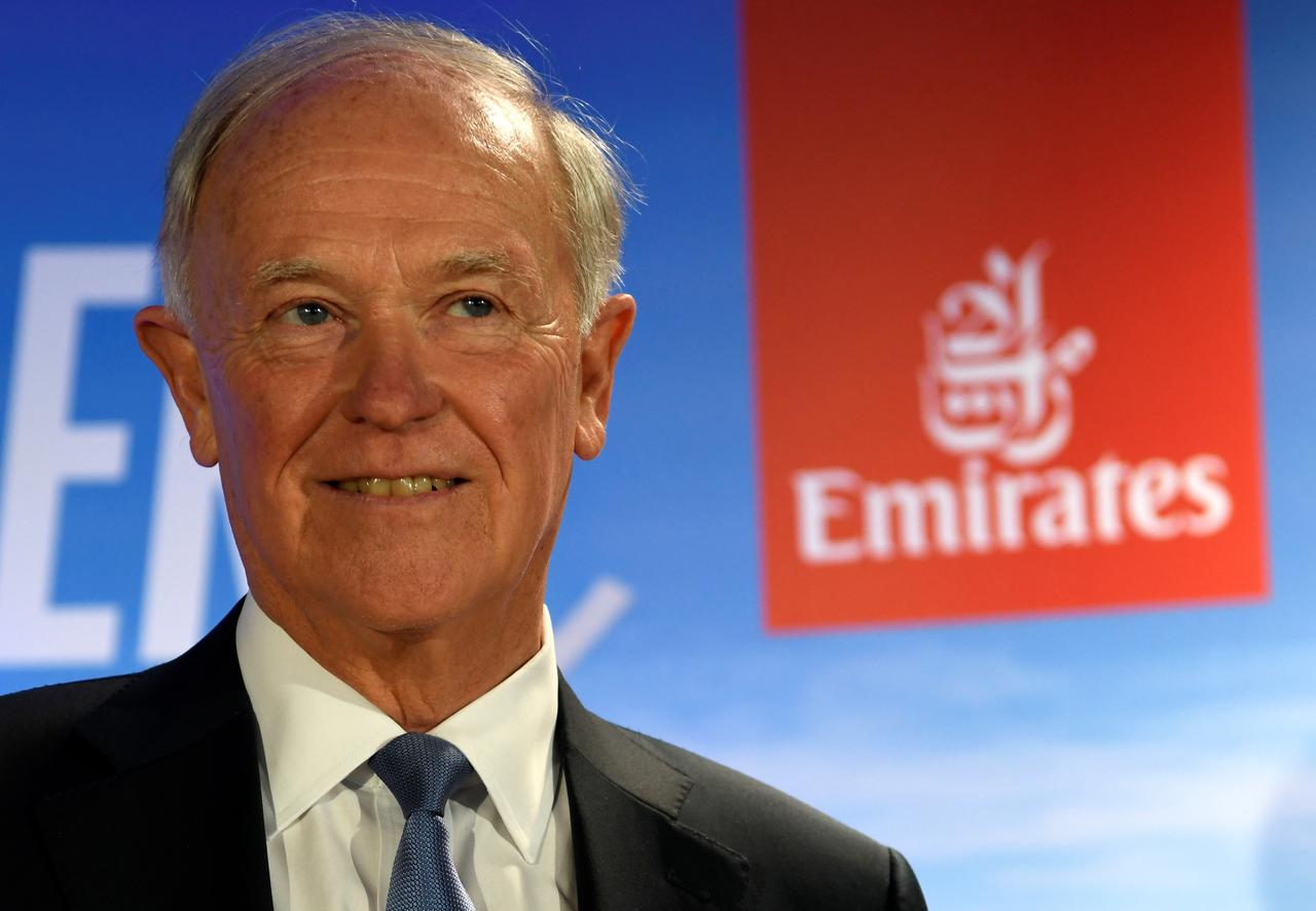 Emirates to exercise Airbus A380 options 'sooner rather than