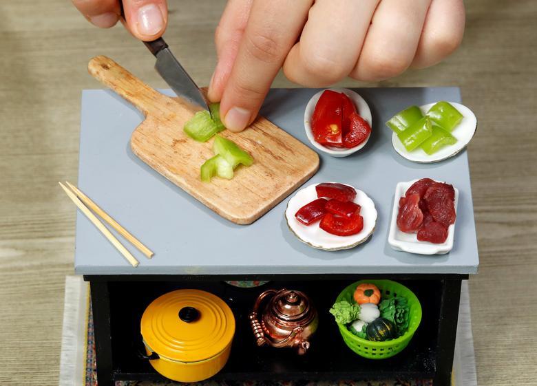 Tiny Cooking Reuters Com