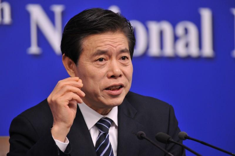China opposes all forms of protectionism, commerce ...