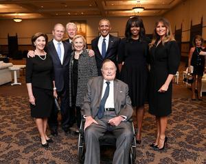 Funeral for Barbara Bush