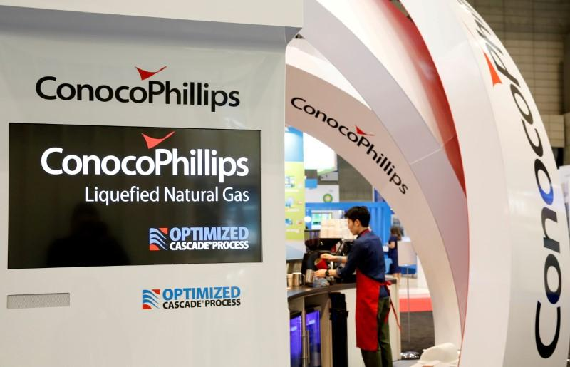 Conocophillips Profit Tops Estimates On Rising Oil Prices Cost Cuts
