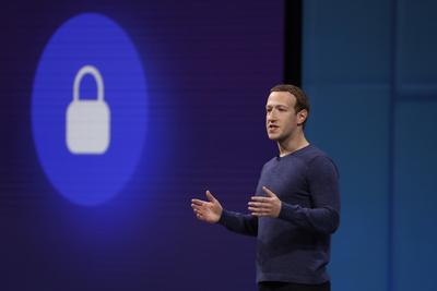 Facebook's F8 conference