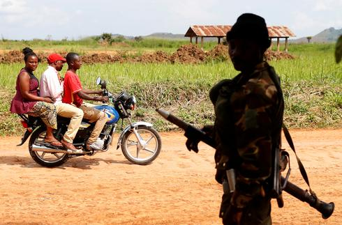 Unrest in the eastern Democratic Republic of the Congo