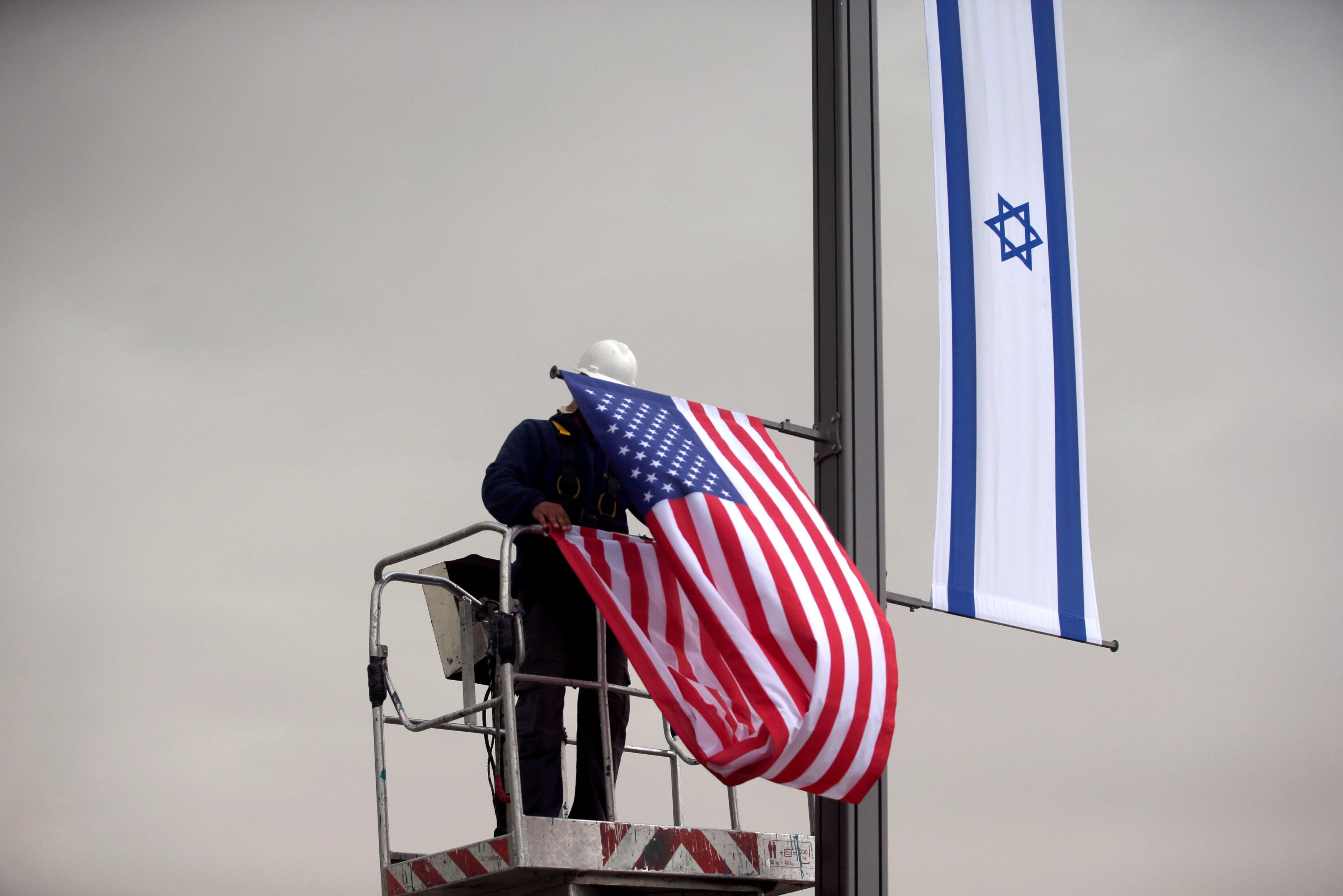 Why is the U.S. moving its embassy to Jerusalem?