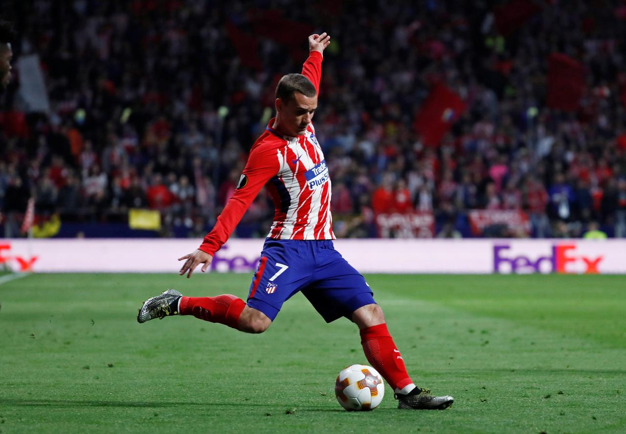 Soccer  Atletico lash out at Barcelona over Griezmann pursuit  c8d9faf91f7