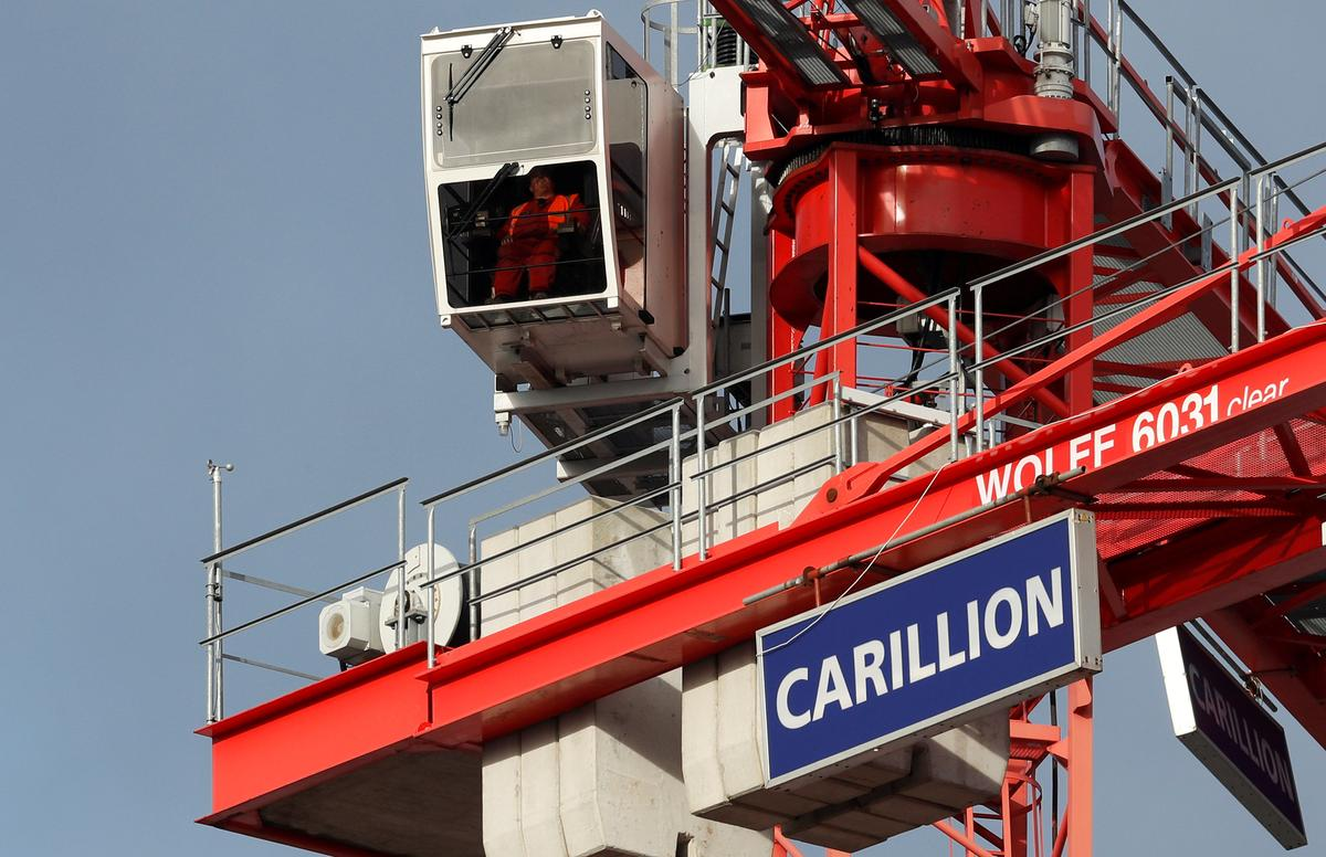 Carillion bosses' personal greed and recklessness led to downfall
