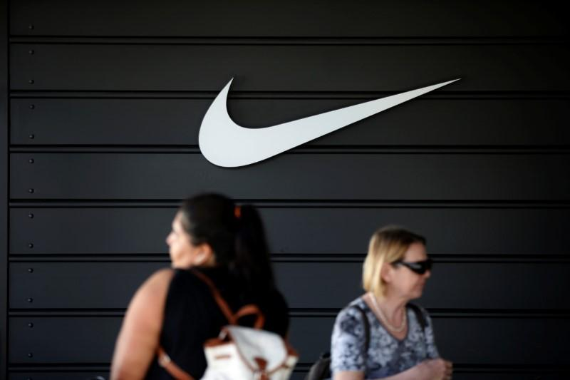 Nike H M And Burberry Join Forces For Sustainable Fashion Reuters