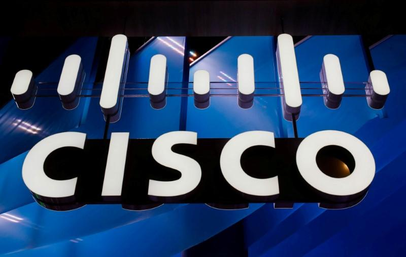 Cisco Quarterly Revenue Rises 4.4 Percent
