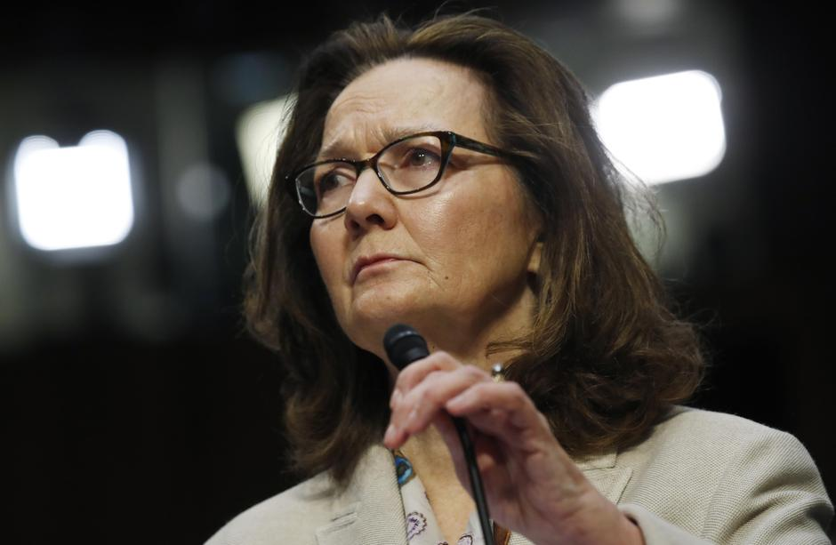 Hasil gambar untuk U.S. Senate confirms Haspel to be first woman CIA director