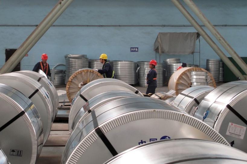 U S  slaps heavy duties on Chinese steel shipped from Vietnam - Reuters