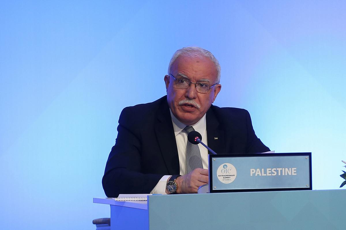 Palestinians ask ICC to investigate alleged Israeli human rights...