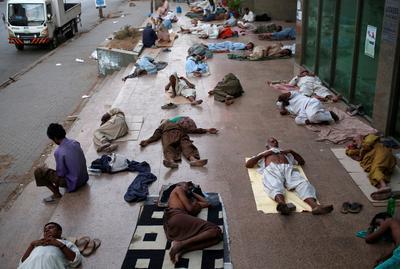 Dozens dead in Pakistan heatwave
