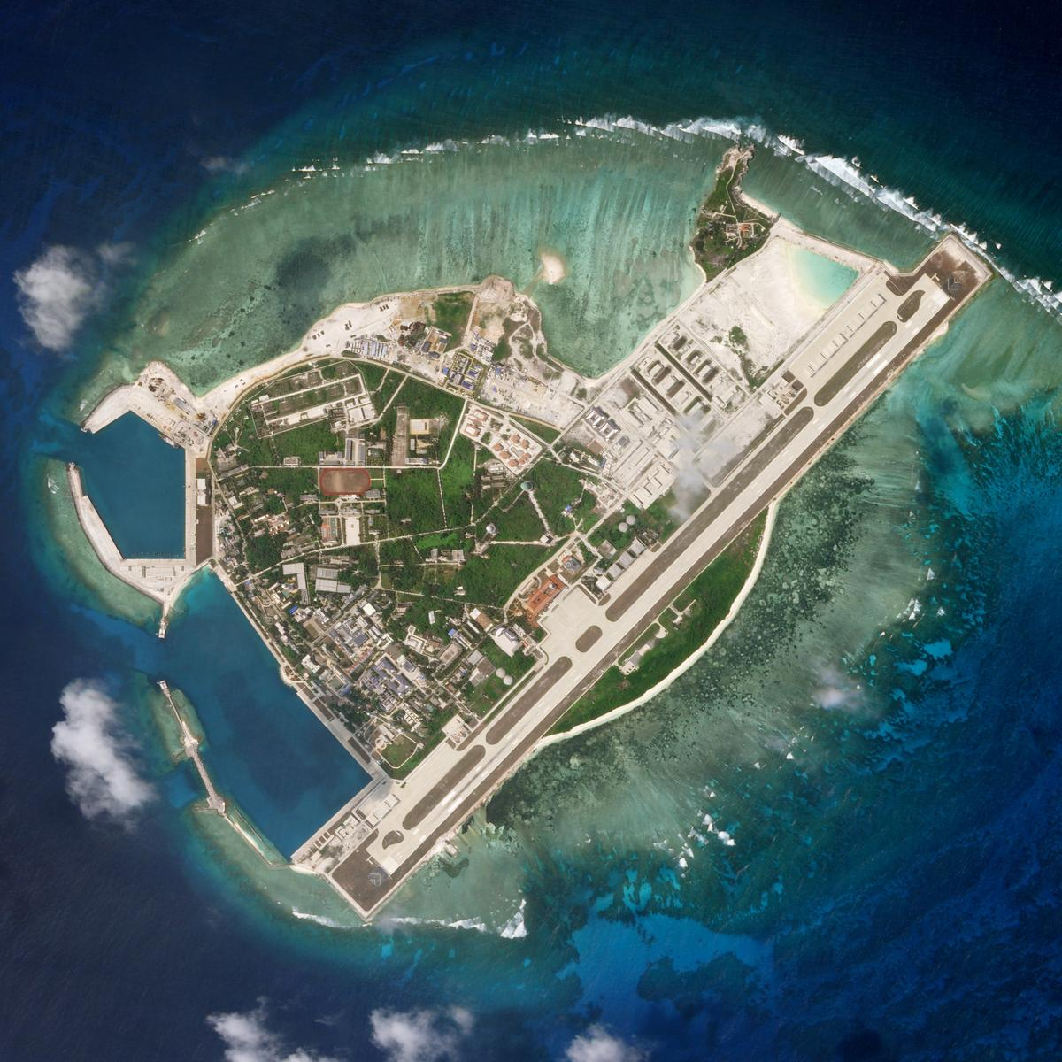 4b9a38cfc2d Concrete and coral: Beijing's South China Sea building boom fuels ...