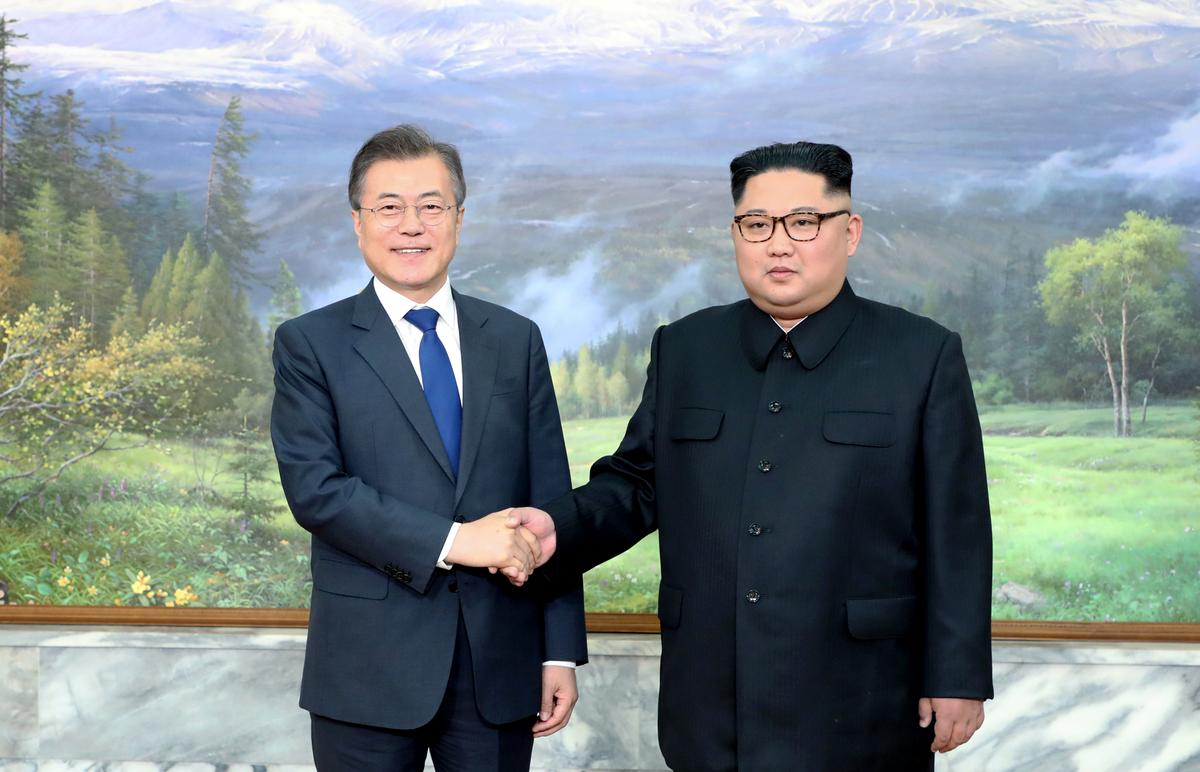 South Korea says North Korea committed to Trump summit and…