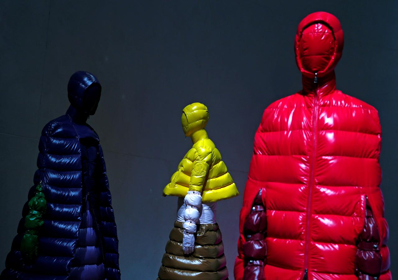 86ec878f8 Moncler aspires to give its puffer jackets a monthly makeover - Reuters