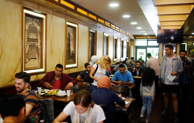 On Berlin's 'Arab Street,' two worlds collide - Reuters