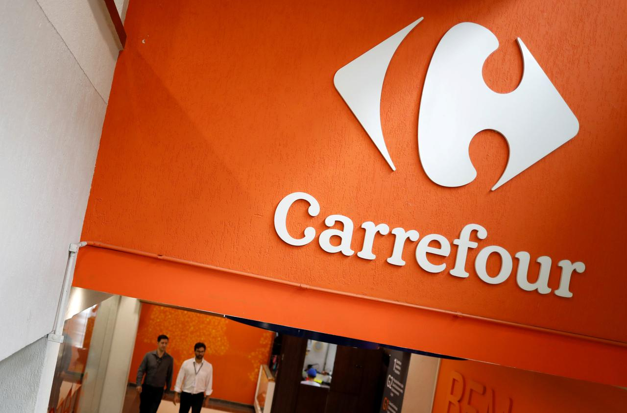 Carrefour sees China as testing ground for new retail