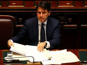 รัฐบาลชุดใหม่ของอิตาลีชนะคะแนนความเชื่อมั่นในสภาผู้แทนราษฎร