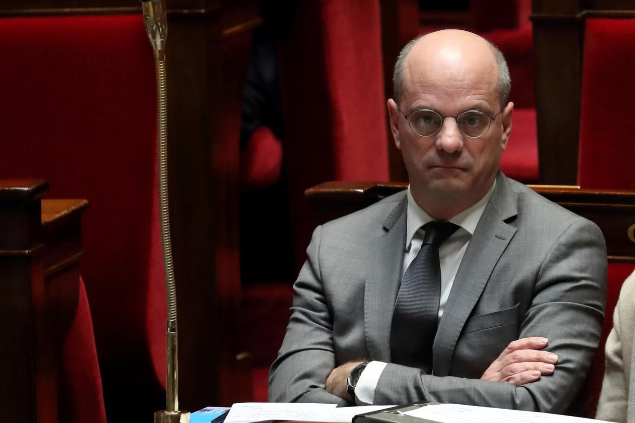 Image result for फ्रांस के शिक्षा मंत्री जीन मिशेल ब्लैंकर ने सोमवार को स्कूलों को दिया सुझाव