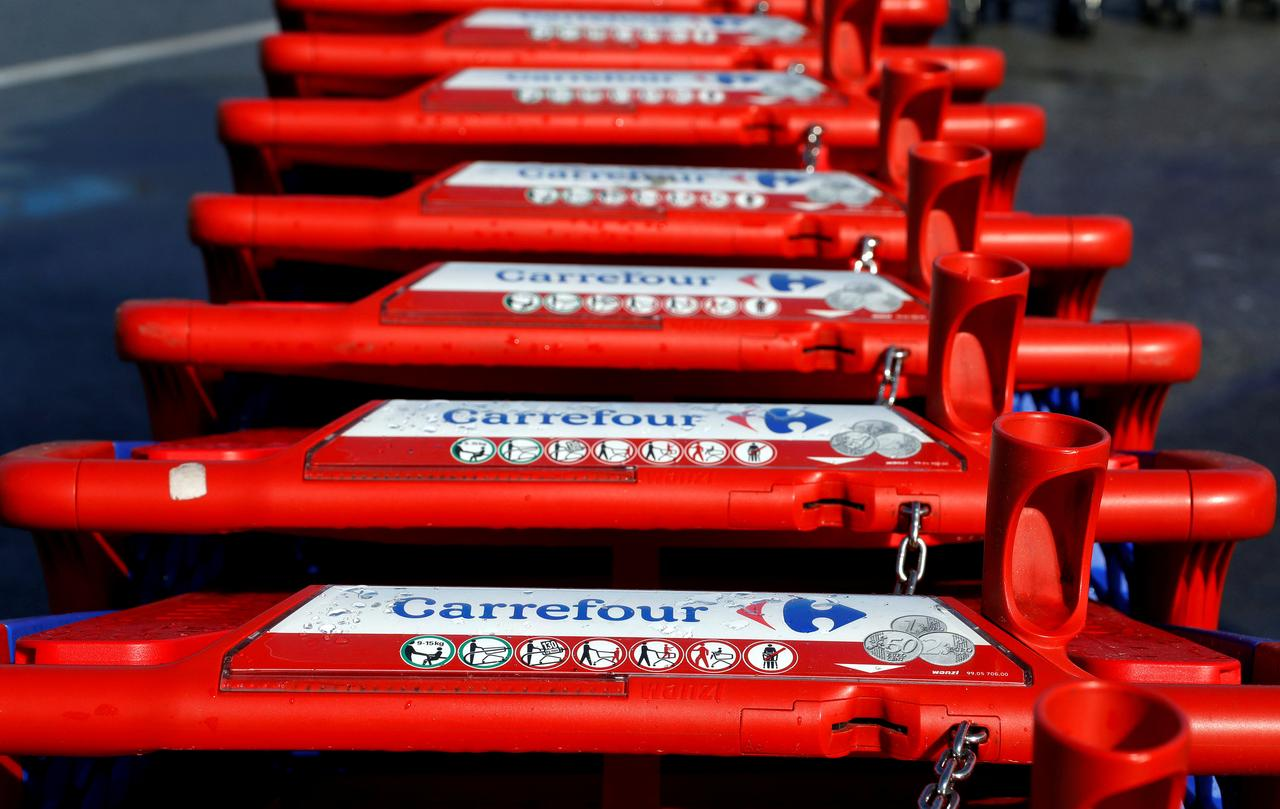 Carrefour Takes On French Rivals In E Commerce With Google Tie Up