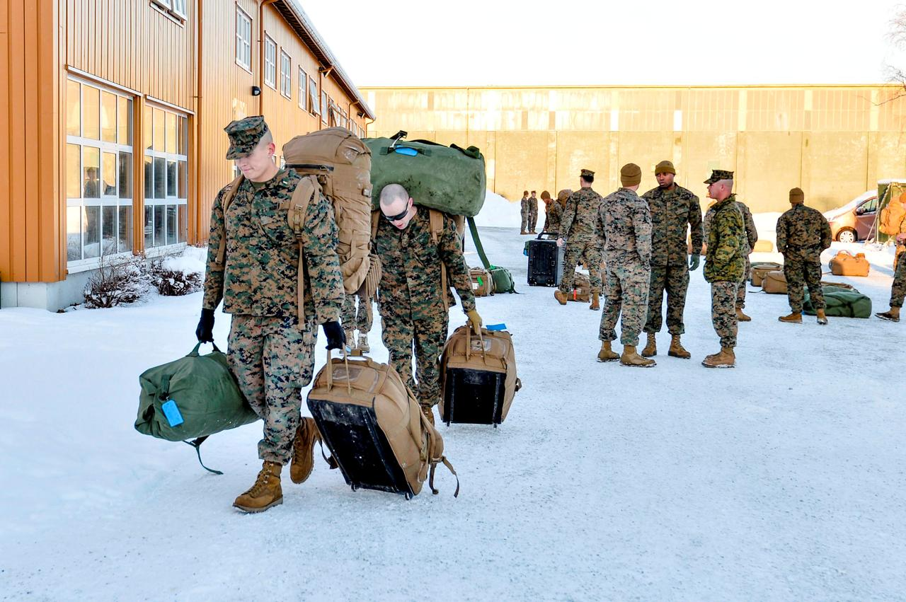Norway To Invite More U S Marines For Longer And Closer