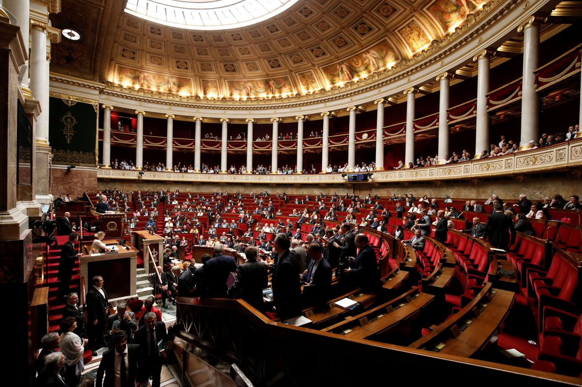French parliament approves landmark bill to reform state rail company | Reuters