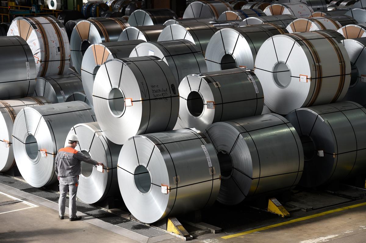 EU countries back counter-measures against U.S. steel tariffs