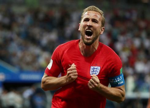 England 2 - Tunisia - 1