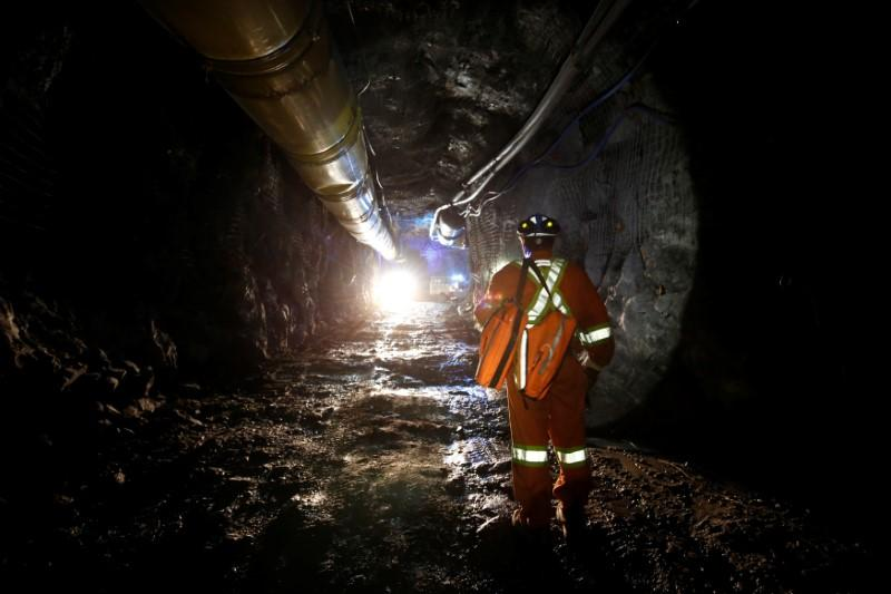 First new all-electric mine dumps diesel; cuts costs, pollution   Reuters
