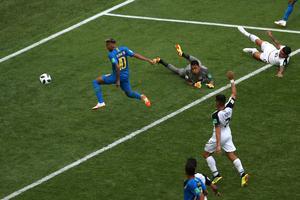 Brazil 2 - Costa Rica 0