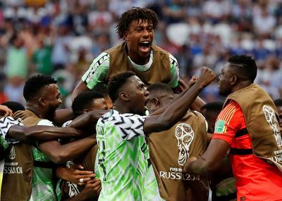 Nigeria 2 - Iceland 0