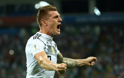 Germany 2 - Sweden 1