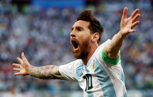 Argentina 2 - Nigeria 1
