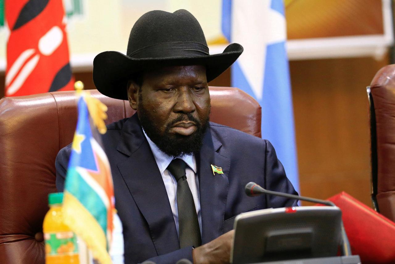 South Sudan Rivals Sign Peace Agreement In Khartoum Reuters