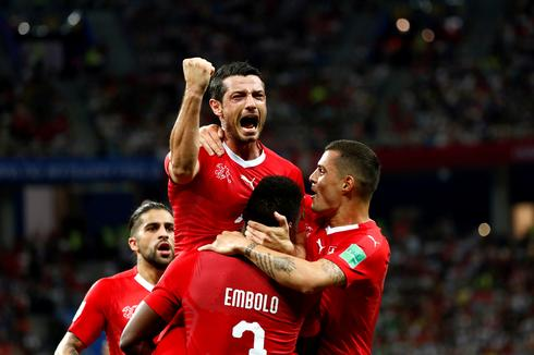 Switzerland 2 - Costa Rica 2