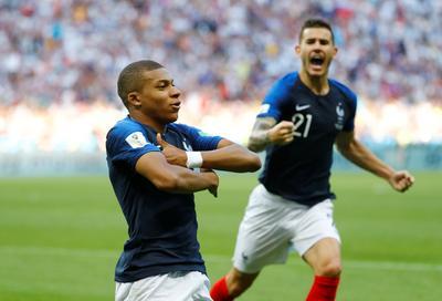 France 4  - Argentina 3
