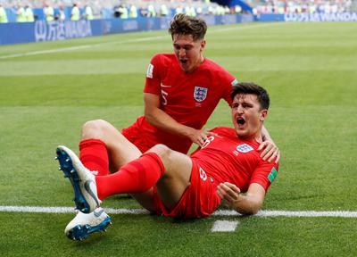 England 2 - Sweden 0