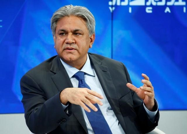 Arif Naqvi, Founder and Group Chief Executive of Abraaj Group attends the annual meeting of the World Economic Forum (WEF) in Davos, Switzerland, January 17, 2017. Ruben Sprich