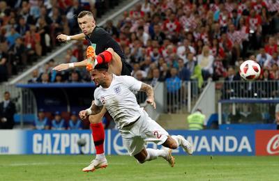 Croatia 2 - England 1