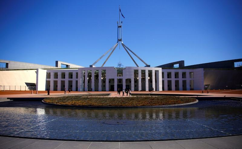 Australia bans foreigners from parliament internships after