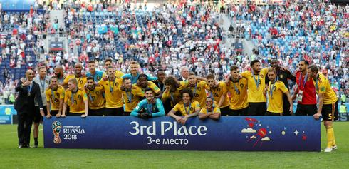 England 0 - Belgium 2