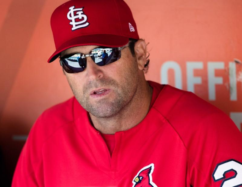 Slumping Cardinals dismiss manager Mike Matheny - Reuters