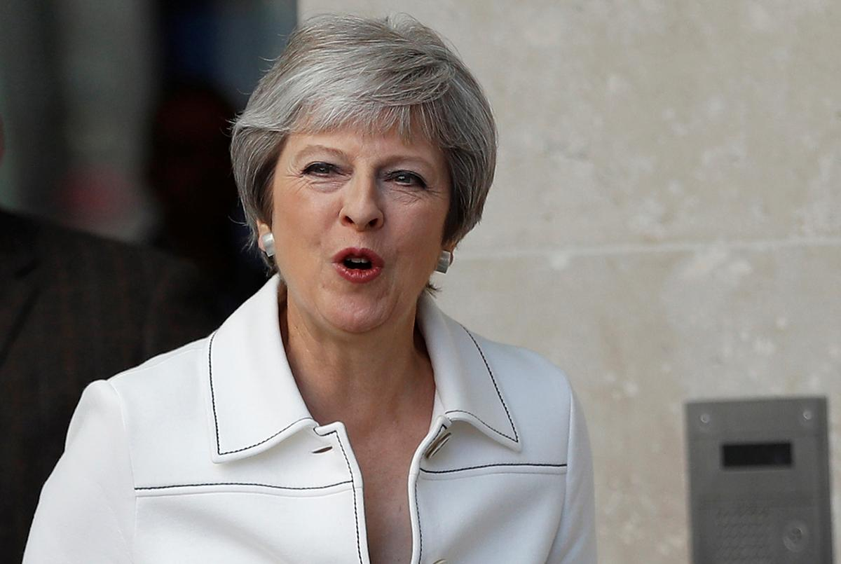UK parliament vote to reveal extent of anger over May's Brexit plan   Reuters