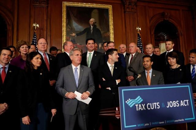 Republicans target elections with more deficit-boosting tax cuts ...