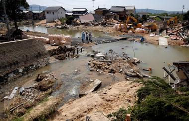 焦点:岡山・真備町襲った洪水、現実となった住民の長年の懸念