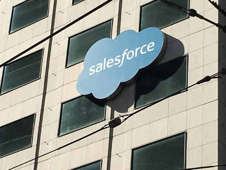 reuters.com - Reuters Editorial - Salesforce agrees to acquire Datorama